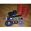 Front strut rebuild kit (spax) car set