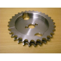 Jackshaft sprocket