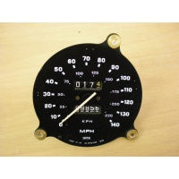 140mph Speedo , used